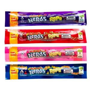 medicated nerds rope thc 400mg