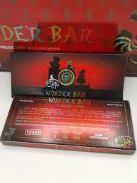 Wonder Bar Chocolate Mushroom